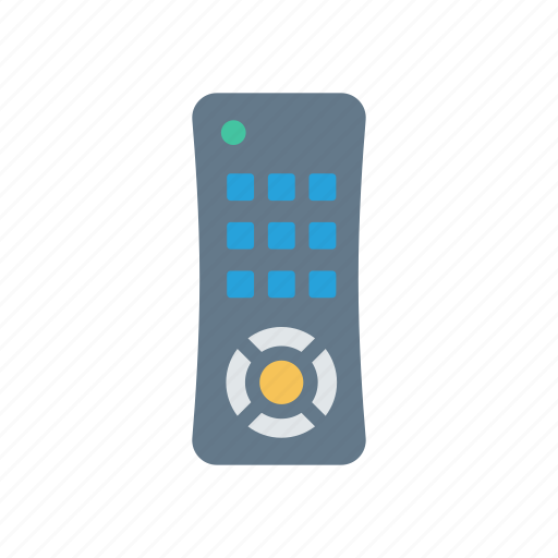control, device, remote, technology, wireless icon