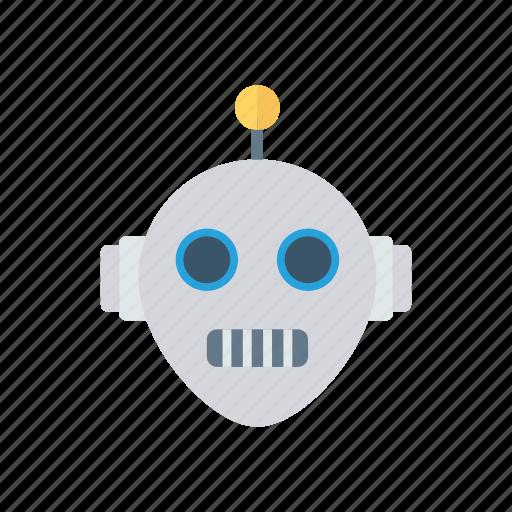 automatom, machine, robot, science, technology icon