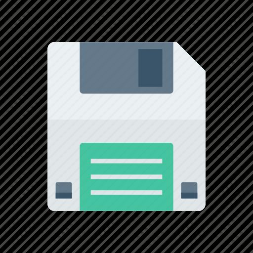 chip, disk, floppy, hardware, save icon