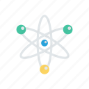 orbit, planet, science, space, universe icon