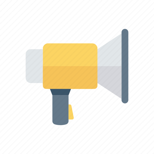 announcement, loud, marketing, megaphone, speaker icon
