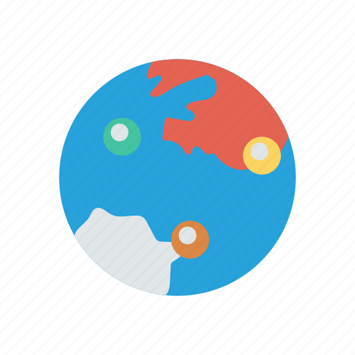 Earth, global, globe, planet, world icon - Download on Iconfinder