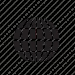 globe, world icon