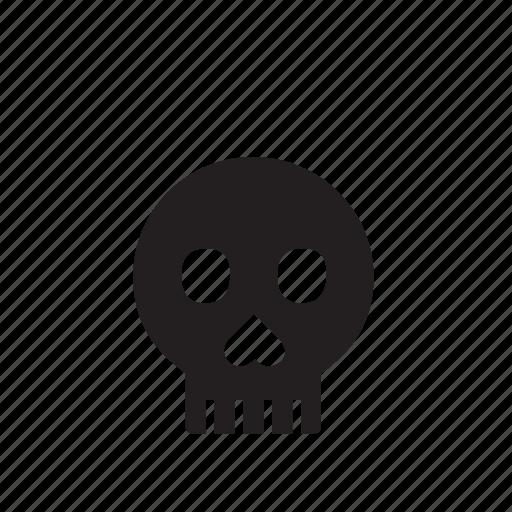 Head, skeleton, skull icon - Download on Iconfinder