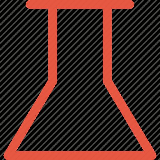 beaker, equipment, lab, lab instruments, laboratory, science, test tube icon