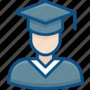 academic, science, student icon icon