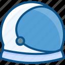 astronaut, helmet, nasa, science, space helmet icon icon