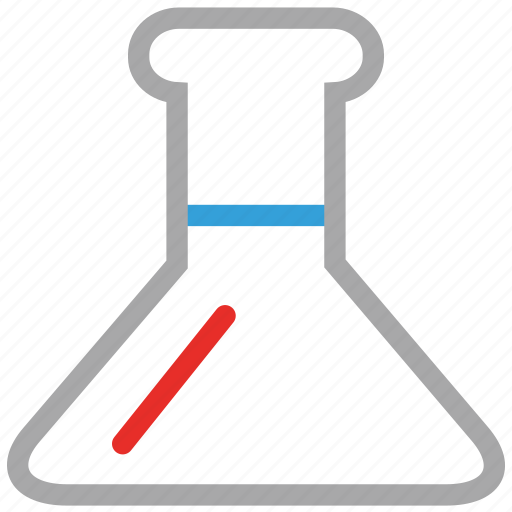 experiment, flask, laboratory, test icon