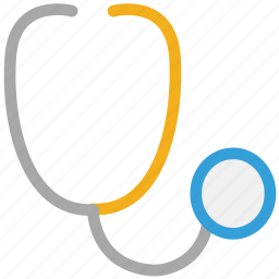 doctor stethoscope, healthcare, medical, stethoscope icon