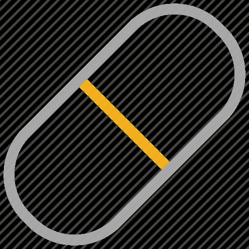 capsule, drug, medicine, medicine capsule icon