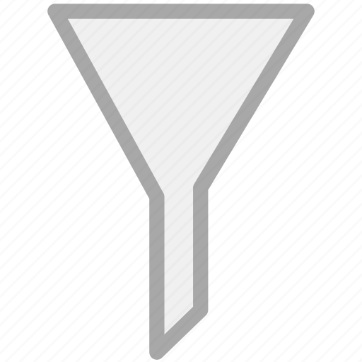 Filter, filters, funnel, sort icon - Download on Iconfinder