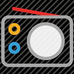 communication, radio, signal, wireless icon