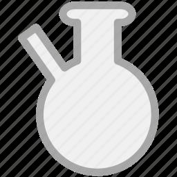 beaker, lab equipment, laboratory supplies, test tube icon