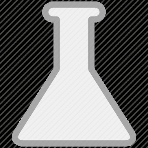 beaker, lab equipment, laboratory, test tube icon