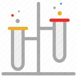 experiment, flask, lab test, laboratory test icon