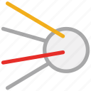 cosmos, satellite, space, sputnik icon
