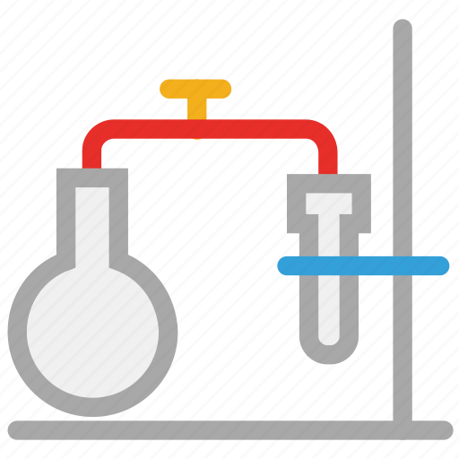 experiment, lab research, lab test, laboratory test icon