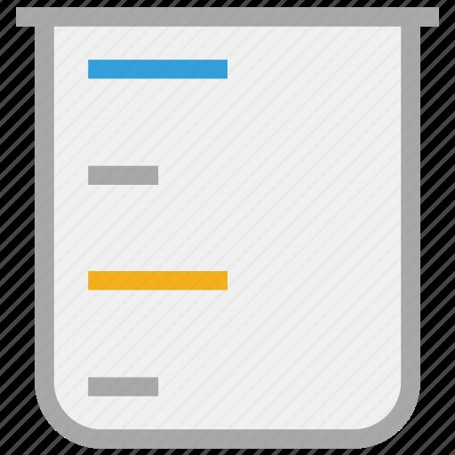 lab equipment, lab supplies, science lab beaker, test beaker icon