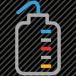 beaker, laboratory beaker, medicinal beaker, research beaker icon