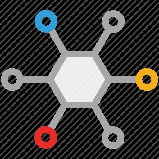 bug, infection, virus, virus molecule icon