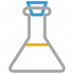 chemical, experiment, laboratory beaker, science beaker icon
