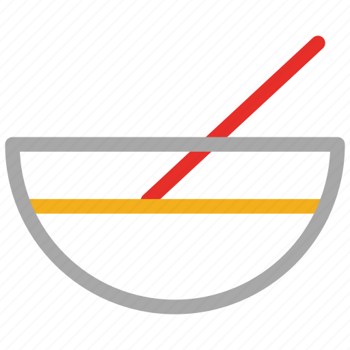 bowl, chemical, experiment, lab test icon