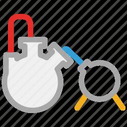 experiment, lab test, laboratory icon