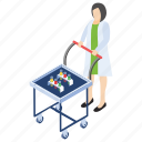 lab experiment, lab worker ., laboratory test, scientific lab, test tubes icon