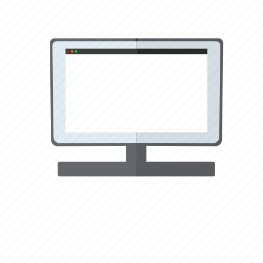 browser, coding, computer, mac, monitor, safari, screen icon