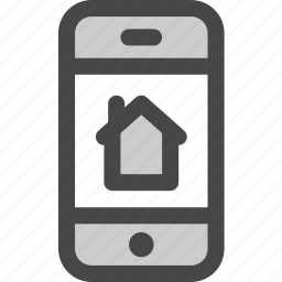 home, homepage, internet, mobile, online, phone, website icon
