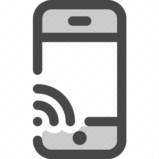 connection, internet, mobile, phone, signal, wifi icon
