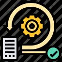 agile, cycle, development, iteration, scrum