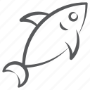 aquatic animal, creature, marine fish, sea life, specie, submarine icon