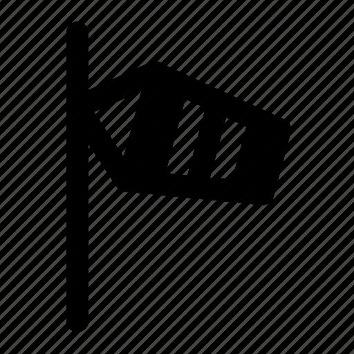 direction, indicator, navigation, pressure, wind icon