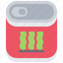 canned, eat, food, restaurant, seafood, seaweed icon