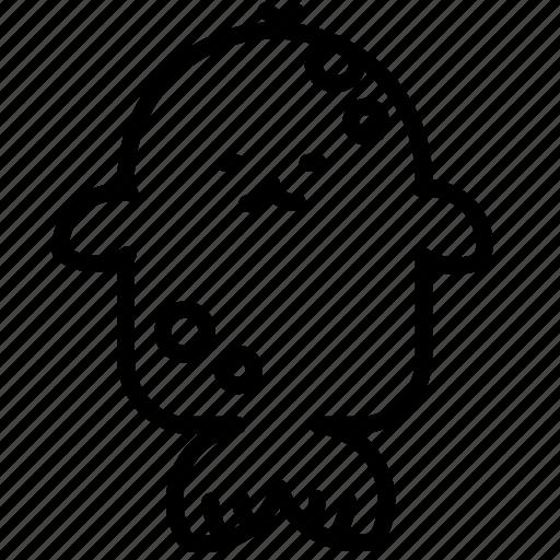 animal, creature, emoji, emojis, sea, seal, seals icon