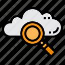 cloud, computing, data, search, storage