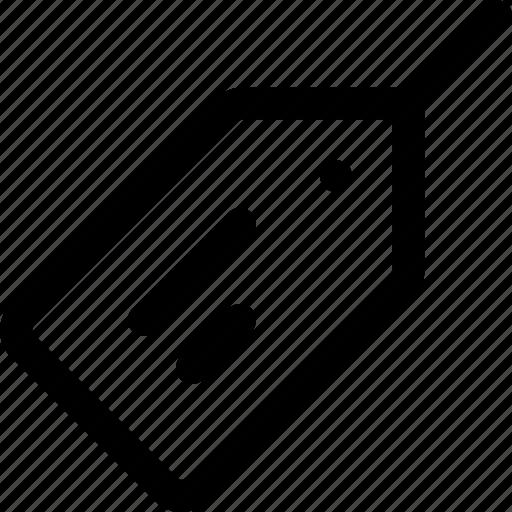 label, organize, sale, tag, tagging icon