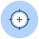 aim, find, search, target icon