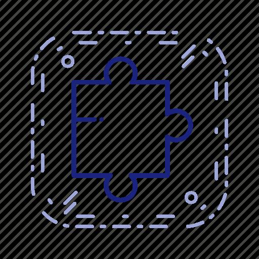 Concept, puzzle, puzzle piece icon - Download on Iconfinder