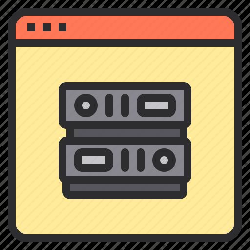 hosting, marketing, search, seo, web icon