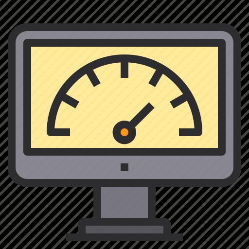 marketing, performance, search, seo, web icon