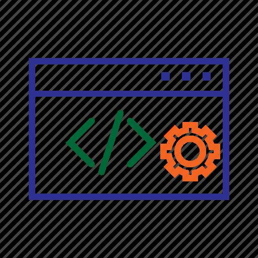 comment, css, custom coding, javascript, scripting, web design, web development icon