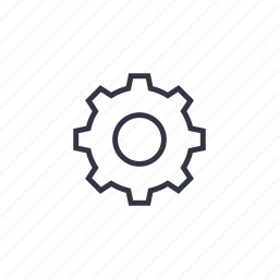 business, cog, gear, mechanical, seo, setting, technical icon