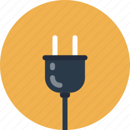 adapter, connection, cord, electric, electricity, energy, equipment, outlet, plug, power, socket, source, wire icon