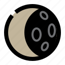 astronomy, forecast, moon, night, space