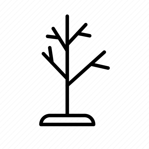 bare, forest, nature, plant, tree icon