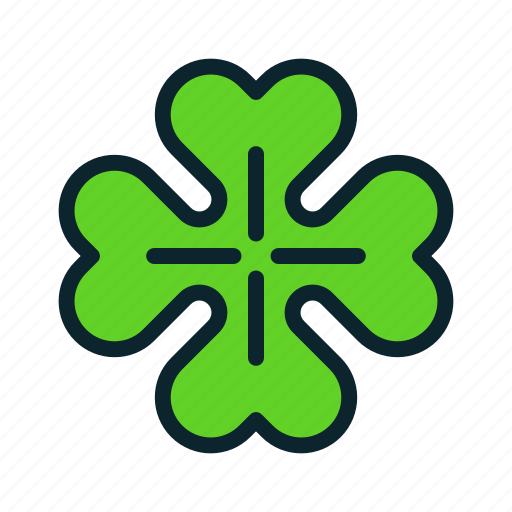 day, irish, luck, nature, patrick, saint, shamrock icon