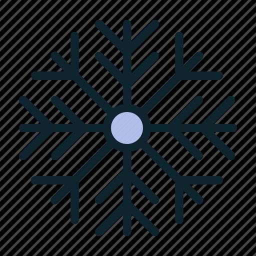 cold, season, snow, snowfall, snowflake, winter icon