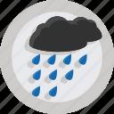 raining, weather, clouds, rain